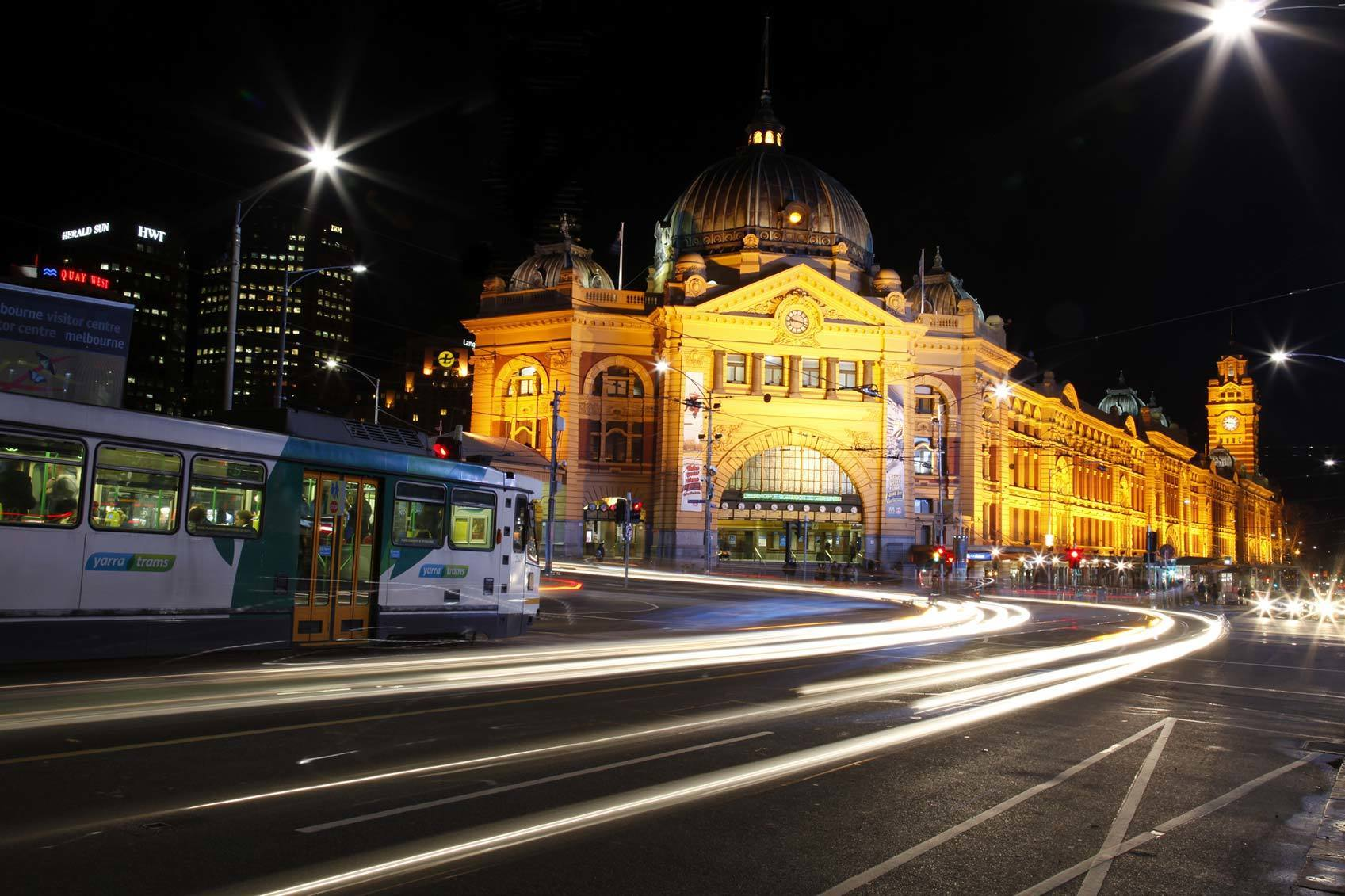 Inoutput Tackles Data For Yarra Trams Night Network Project