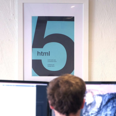 How Swissted posters inspired inoutput's office art