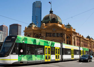 Yarra Trams - Automatic Vehicle Monitoring Integration System